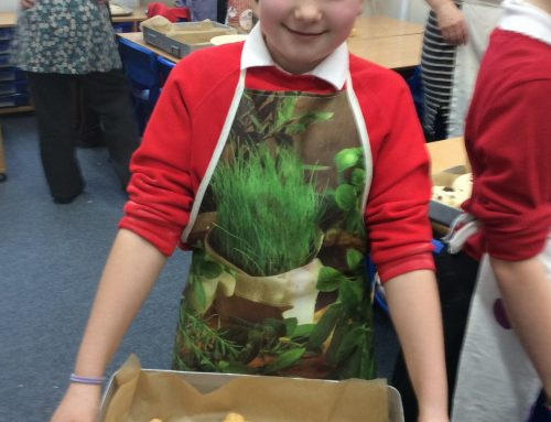 The Second Great Class 4 Bake Off…