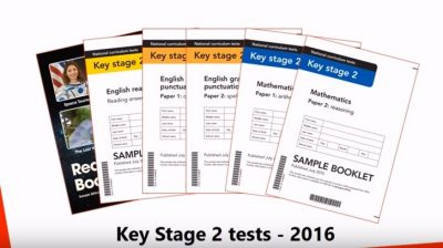 SATs papers 2017