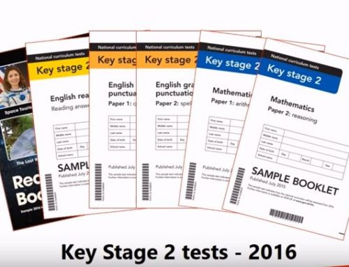 SATs – the low-down…
