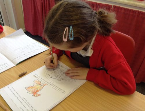 Poetry in Class 2