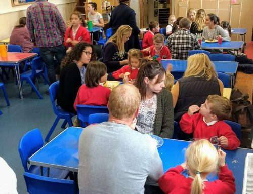 Class 1 parents afternoon…