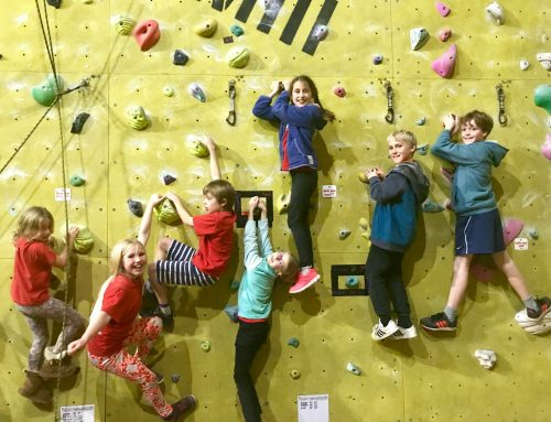 5th in the SW Climbing Comp…!