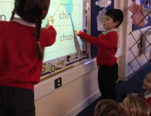 Phonics and Maths this week
