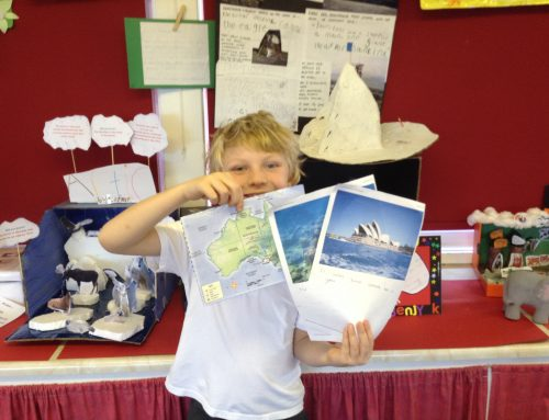 More fantastic projects from Class 2