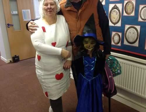 World Book Day MK.I