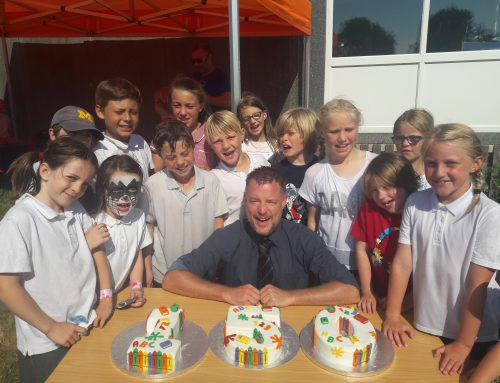 Happy 150th Birthday Georgeham School :-)