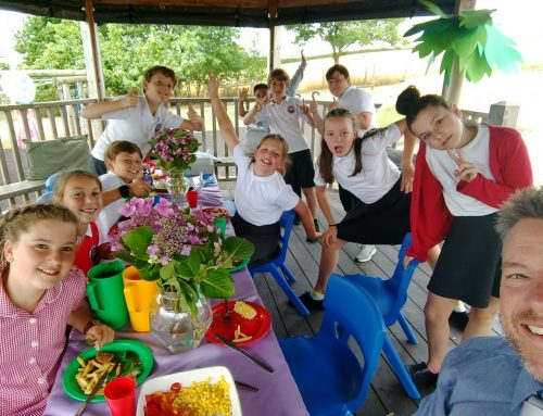 Our Year 6 Leavers' Lunch…