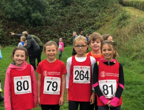 Gliddon and Squire X Country League – First Meet Kingsley School