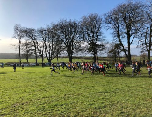 Gliddon and Squire Cross Country @ West Buckland