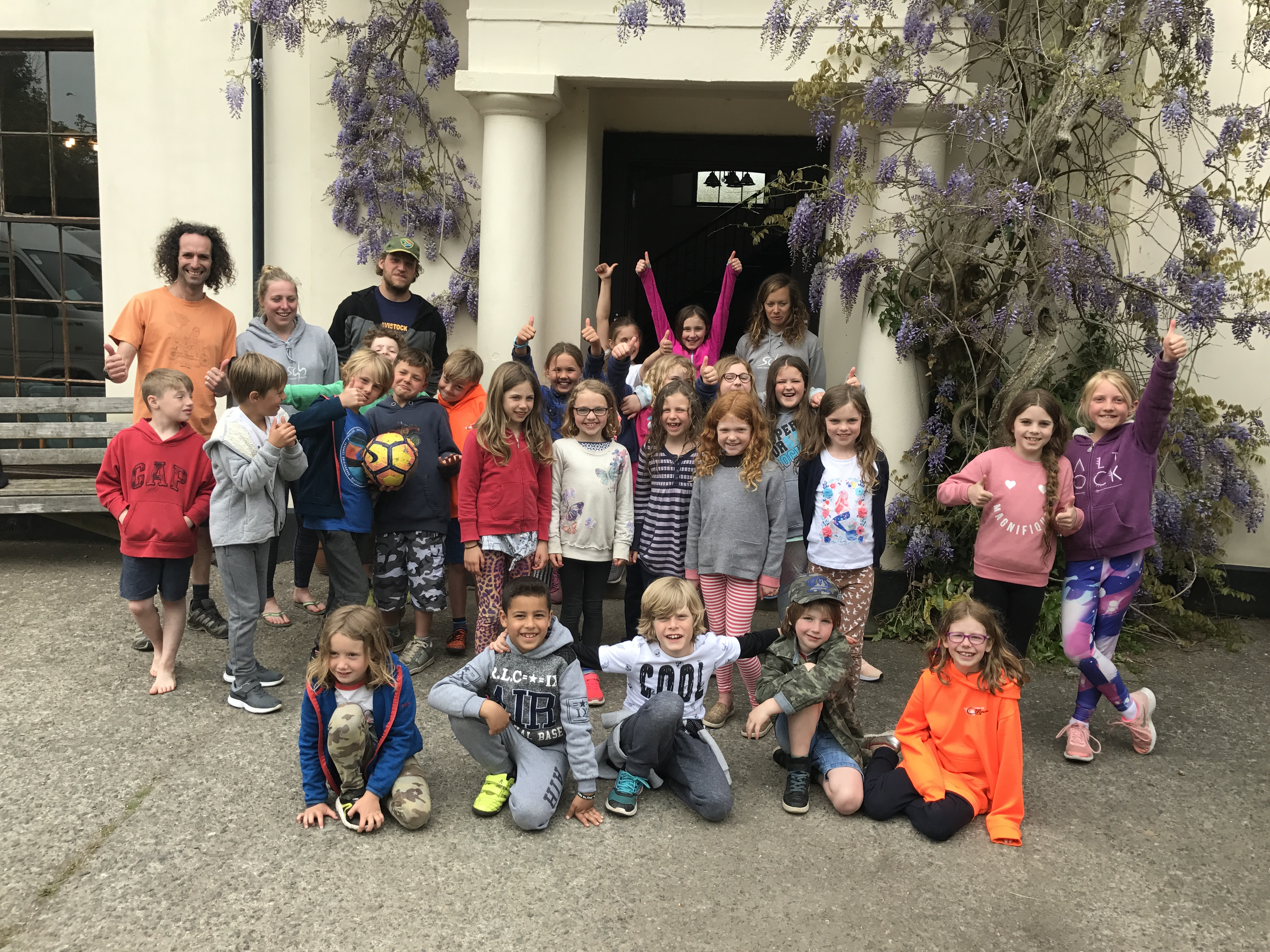 Class 3 @ St George's House!