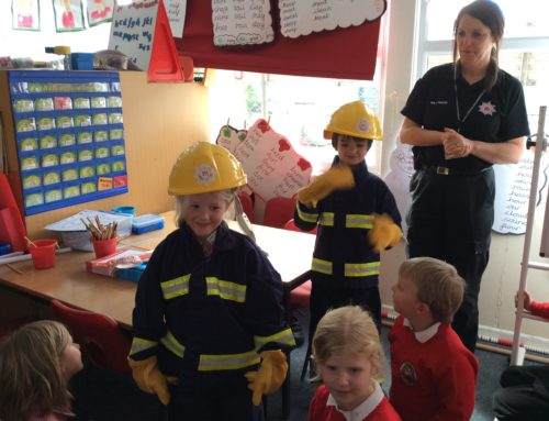 Fire Safety Talk for Year 1 and 2
