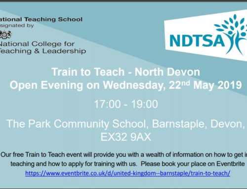 Are you interested in training to become a teacher?