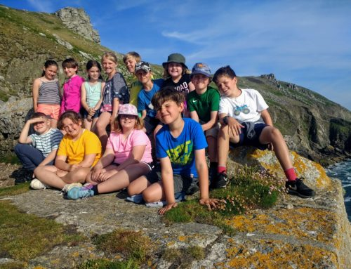 Lundy, part 2; The Whole Story!