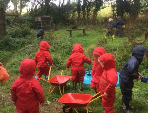 Forest Village Helpers Needed – This Saturday!