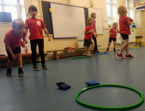 Multi-skills with Tamsin…