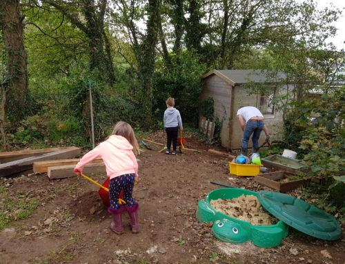 Forest Village Chapter One – Teamwork Makes the Dream Work!