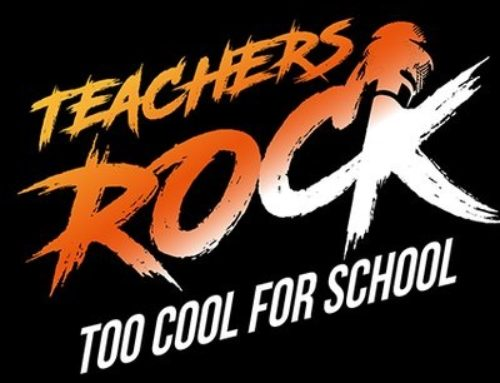 Teachers Rock® singing workshop…