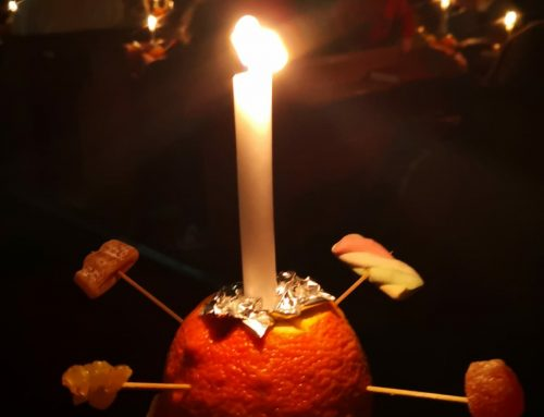 Our Christingle Service…