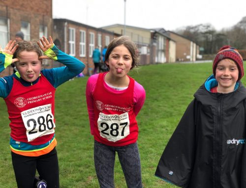 Gliddon and Squire Cross Country League… Blows Out in Style….