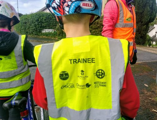 Bikeability Level 1 and 2
