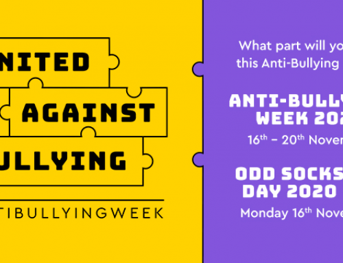 Wear Blue to support Anti Bullying month – non uniform day, Friday 20th November