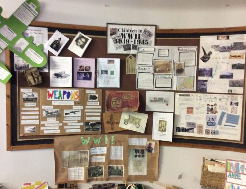 Class 3 WW2 Projects – Wow!