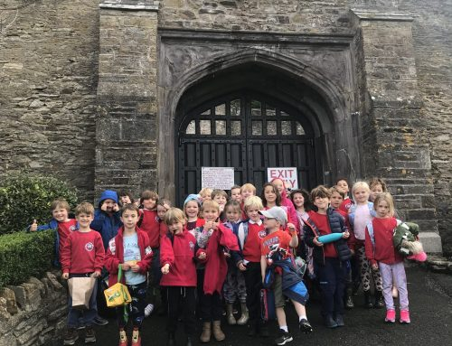 Class 2 Storm Watermouth Castle