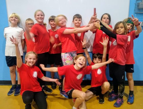 Athletics… with others!